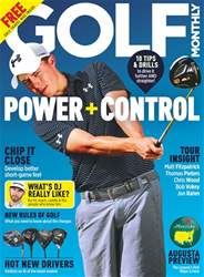 Golf Monthly issue Golf Monthly