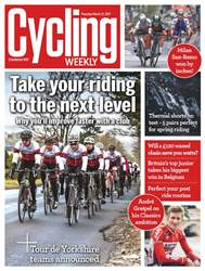 Cycling Weekly issue Cycling Weekly