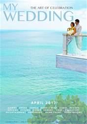 My Wedding issue April 2017