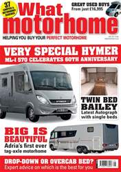 What Motorhome issue May 2017