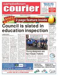Campbeltown Courier issue 24th March 2017