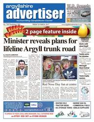 Argyllshire Advertiser issue 24th March 2017