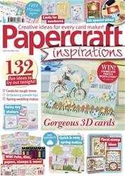 Papercraft Inspirations issue May 2017