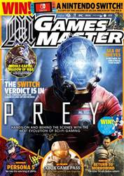 GamesMaster issue April 2017