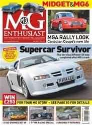 MG Enthusiast issue Vol. 47 No. 5 Supercar Survivor