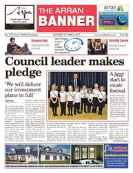 Arran Banner issue 25th March 2017