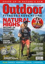 Outdoor Fitness issue No. 64 Natural Highs