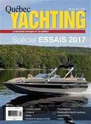 Quebec Yachting issue Essais 2017