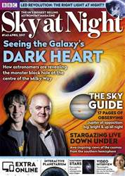 BBC Sky at Night Magazine issue April 2017