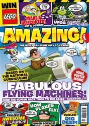 Amazing! Magazine issue Amazing! Magazine