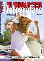ALMANACCO FOTOGRAFARE issue Primavera 2017