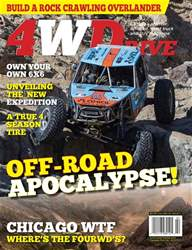 Four Wheel Drive issue Vol 19 Issue 2