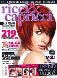 RICCI & CAPRICCI issue 63