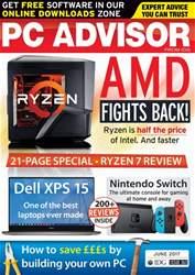 PC Advisor issue June 2017