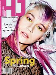 Hairdressers Journal issue April 2017