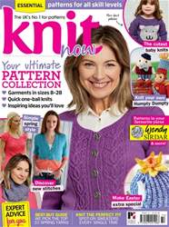 Knit Now issue Issue 72