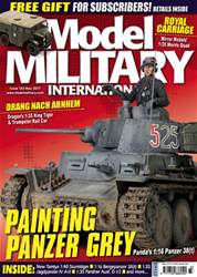 Model Military International issue 133 May 2017