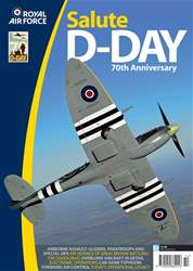 RAF Salute D-Day 70th issue RAF Salute D-Day 70th