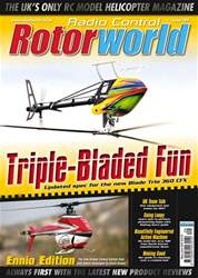 Radio Control Rotor World issue 129 May