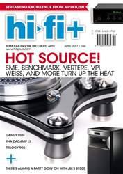Hi-Fi Plus issue April 2017