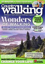 Country Walking issue April 2017