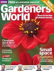 Gardeners' World issue April 2017