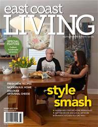 East Coast Living issue East Coast Living
