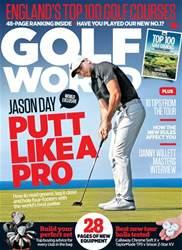 Golf World issue June 2017