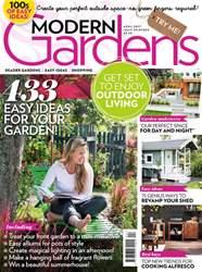 Modern Gardens issue April 2017