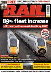 Rail issue Issue 823