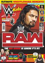 WWE Kids issue No.121