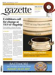 Antiques Trade Gazette issue 2285