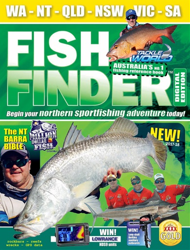 North Australian FISH FINDER 2017-18 Preview