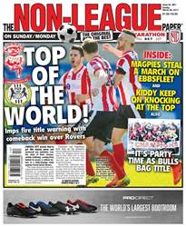 The Non-League Football Paper issue The Non-League Football Paper