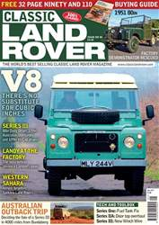 Classic Land Rover Magazine issue  May 2017