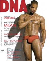 DNA Magazine issue DNA #134