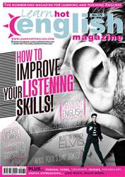 Learn Hot English issue 179