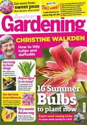 Amateur Gardening issue Amateur Gardening