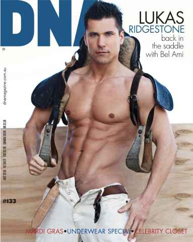 DNA Magazine issue DNA #133 - Mardi Gras