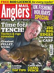 Anglers Mail issue 28th March 2017