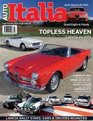 AutoItalia Magazine issue AutoItalia Magazine