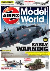 Airfix Model World issue  May 2017