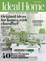 Ideal Home issue May 2017