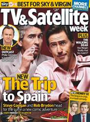 TV & Satellite Week issue 1st April 2017