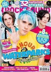 Rock Sound Magazine issue May 2017