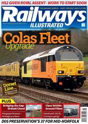 Railways Illustrated issue  May 2017