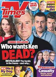TV Times issue TV Times