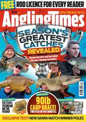 Angling Times issue 28th March 2017