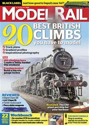 Model Rail issue May 2017