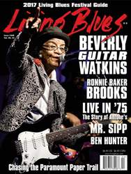 Living Blues issue Living Blues #248